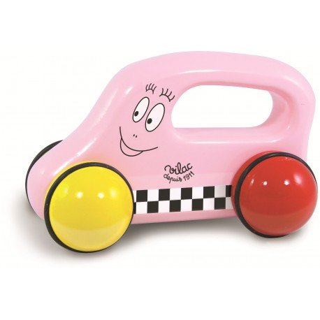 Barbapapa Baby Car