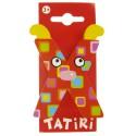 Tatiri houten Letter - X rood