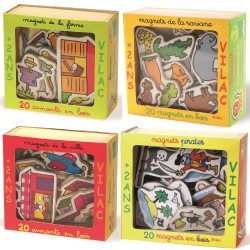 Magnets Savane (20 pcs)