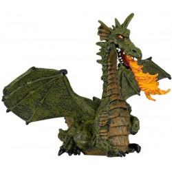 Dragon ailé vert PAPO