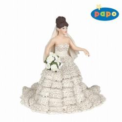 Mariée dentelle PAPO