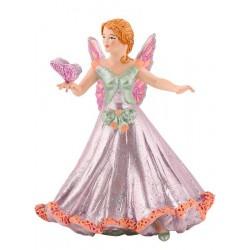 Elfe papillon rose PAPO
