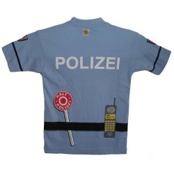 T-shirt Policier (2 tailles)