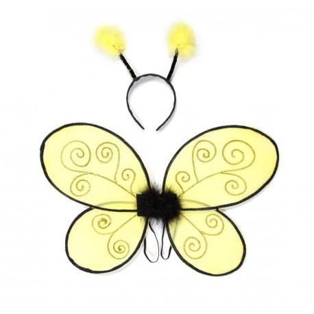 Vleugels en Diadeem 'lieveheersbeestje'
