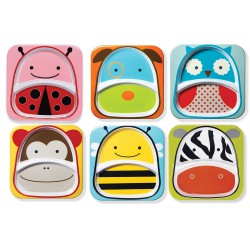 Adorable Assiette Zoo Skip Hop