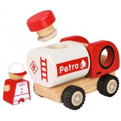 Benzine Transporttruck