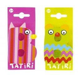 Lettre en bois Tatiri - B