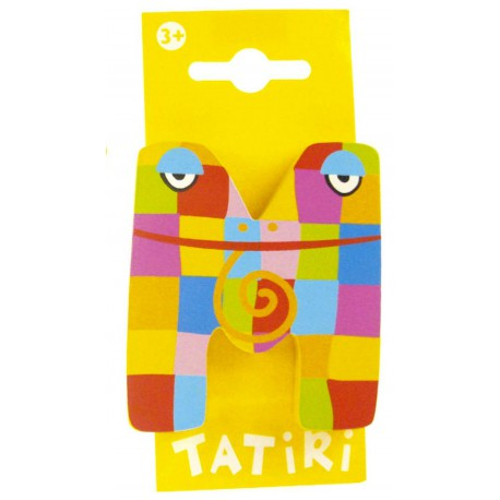 Lettre en bois Tatiri - M