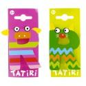 Tatiri houten letter - R