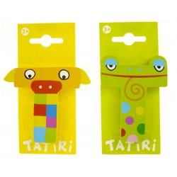 Tatiri houten letter - T