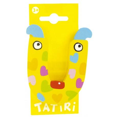 Tatiri houten letter - U