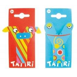 Lettre en bois Tatiri - Y
