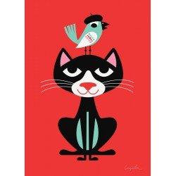 Poster Kat (Ingela P Arrhenius)