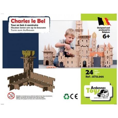 de toren uitbreiding van de houten constructie speelgoed ardennes toys. Black Bedroom Furniture Sets. Home Design Ideas